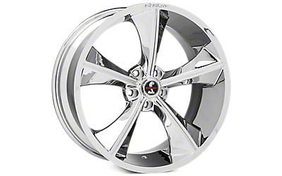Chrome Shelby CS70 Wheels 2005-2009