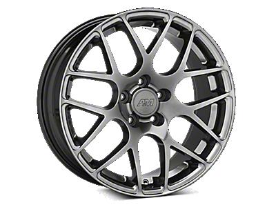 Dark Stainless AMR Wheels<br />('15-'20 Mustang)