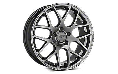 Dark Stainless AMR Wheels 2010-2014