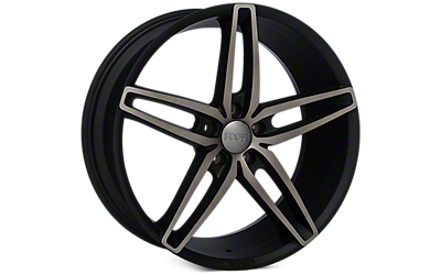 Double Dark Foose Stallion Wheels 2005-2009
