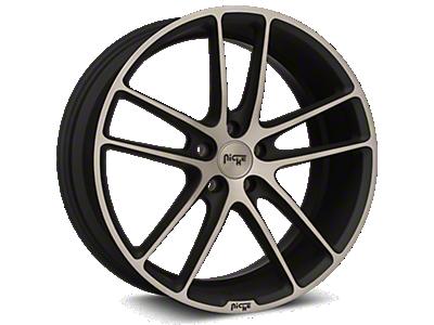 Double Dark Niche Enyo Wheels<br />('15-'17 Mustang)