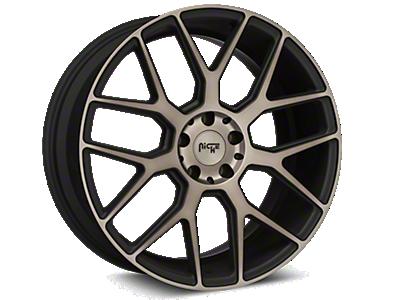 Double Dark Niche Intake Wheels<br />('15-'17 Mustang)
