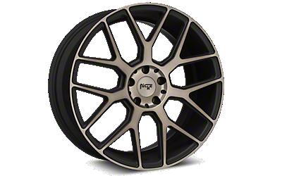Double Dark Niche Intake Wheels 2005-2009