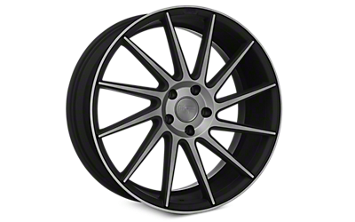 Double Dark Niche Surge Wheels 2005-2009