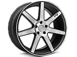 Double Dark Niche Verona Wheels<br />('15-'21 Mustang)