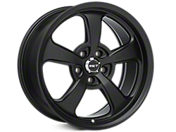 Flat Black Mickey Thompson Street Comp SC-5 Wheels<br />('15-'21 Mustang)