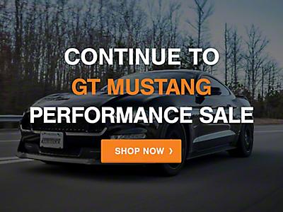 Black Friday: Performance GT 2015-2018