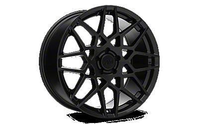 Gloss Black 2013 Style GT500 Wheels 2010-2014