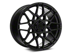 Gloss Black 2013 GT500 Style Wheels<br />('15-'21 Mustang)