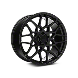 Gloss Black 2013 GT500 Style Wheels 1994-1998