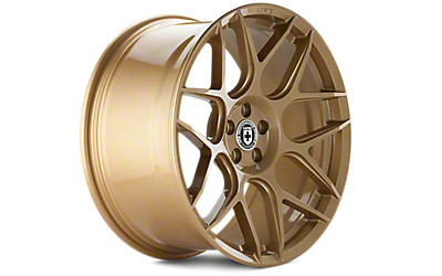 Gold Rush HRE Flowform FF01 Wheels 2005-2009