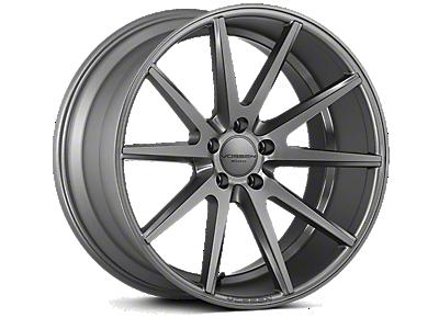 Graphite Vossen VFS/1 Wheels<br />('15-'20 Mustang)