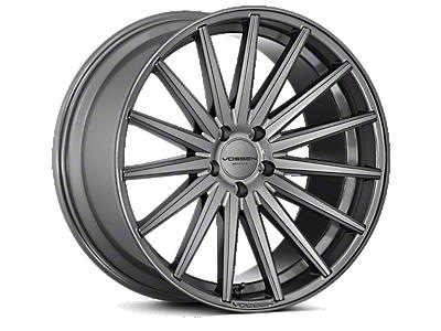 Graphite Vossen VFS/2 Wheels<br />('15-'20 Mustang)