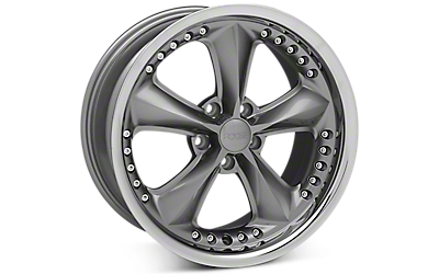 Gray Foose Nitrous Wheels 2005-2009