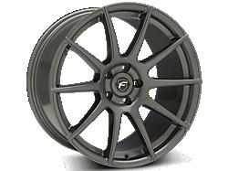 Gunmetal Forgestar CF10 Monoblock Wheels<br />('05-'09 Mustang)