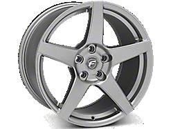 Gunmetal Forgestar CF5 Wheels<br />('15-'21 Mustang)