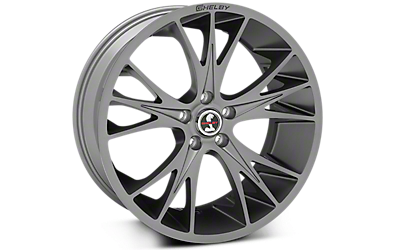 Gunmetal Shelby CS1 Wheel 2005-2009