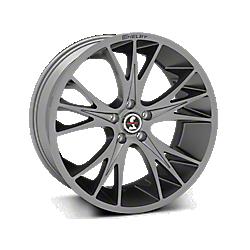 Gunmetal Shelby CS1 Wheels 2015-2020