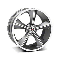 Gunmetal Shelby CS70 Wheels 2005-2009