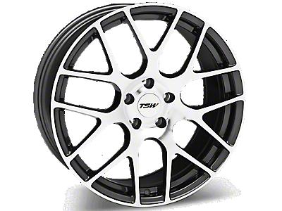 Gunmetal TSW Nurburgring Wheels