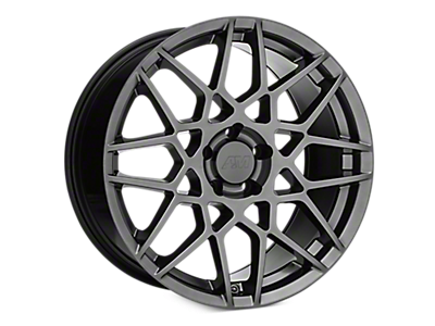 Hyper Dark 2013 GT500 Style Wheels<br />('05-'09 Mustang)