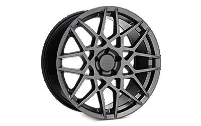 Hyper Dark 2013 Style GT500 Wheels 2010-2014