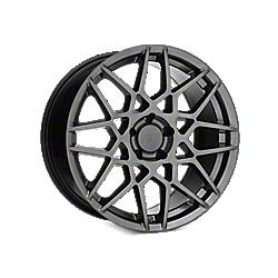 Hyper Dark 2013 GT500 Style Wheels 2015-2020