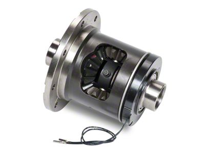 Auburn Gear Dana 35 Ected Max-Locker Differential - 30 Spline - 3.55 & Numerically Higher Gear Ratio (87-07 Jeep Wrangler YJ, TJ & JK)