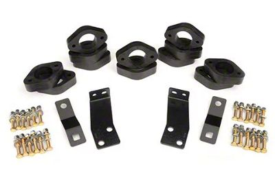 Rough Country 1.25 in. Body Lift Kit (07-18 Jeep Wrangler JK 2 Door)