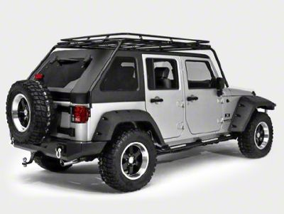 Wild Boar Fastback Top (07-18 Jeep Wrangler JK 4 Door)