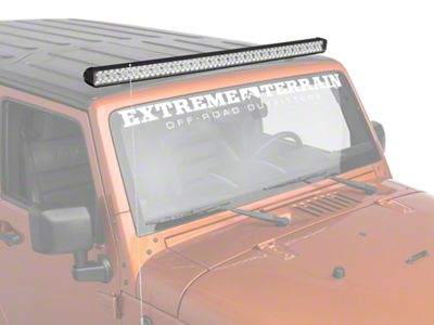 Vision X 52 in. Xmitter LED Light Bar - Euro Beam