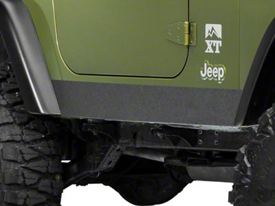 Barricade Rocker Body Shield Decal (97-06 Jeep Wrangler TJ)