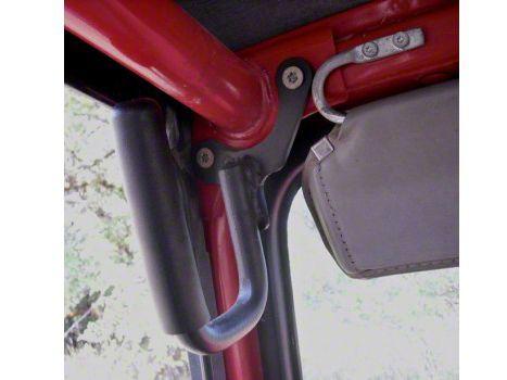 GraBars Front Handles (87-95 Jeep Wrangler YJ)