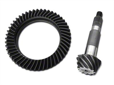Yukon Gear Dana 44 Rear Ring Gear and Pinion Kit - 4.56 Gears (97-06 Jeep Wrangler TJ, Excluding Rubicon)
