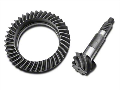 Yukon Gear Dana 44 Rear Ring Gear and Pinion Kit - 5.13 Gears (03-06 Jeep Wrangler TJ Rubicon)