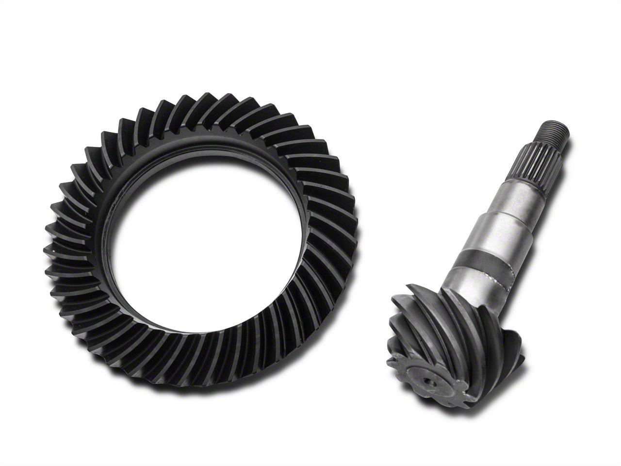 Yukon Gear Dana 44 Rear Ring Gear and Pinion Kit - 4.11 Gears (07-18 Jeep Wrangler JK)