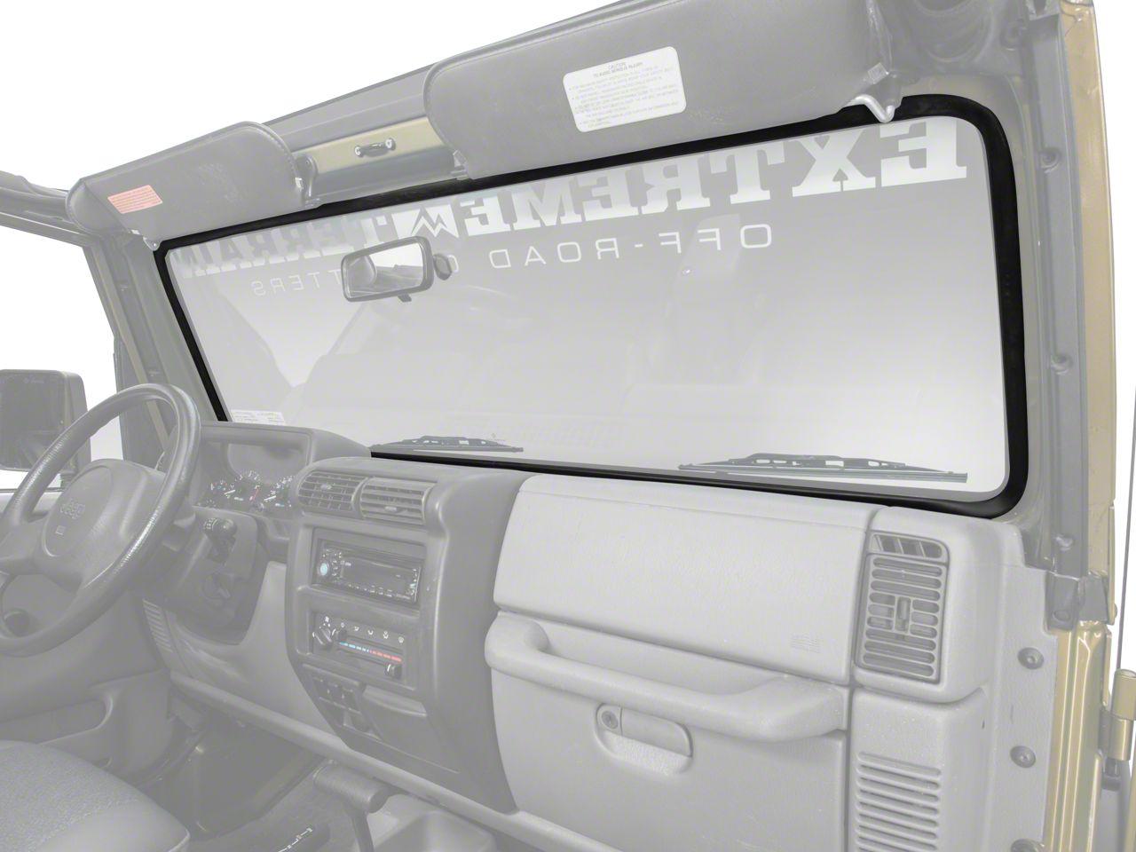 OPR Windshield Glass Inside Seal (97-06 Jeep Wrangler TJ)