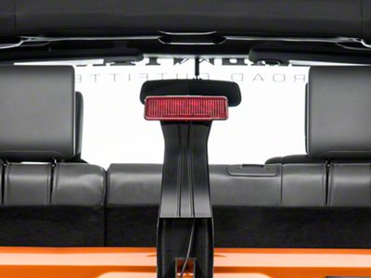 GraBars Adjustable LED Third Brake Light (87-18 Jeep Wrangler YJ, TJ & JK)