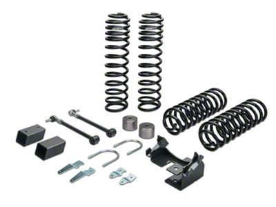 Synergy Stage 1 Suspension System - 2.0 In. Lift (07-18 Jeep Wrangler JK 2 Door)
