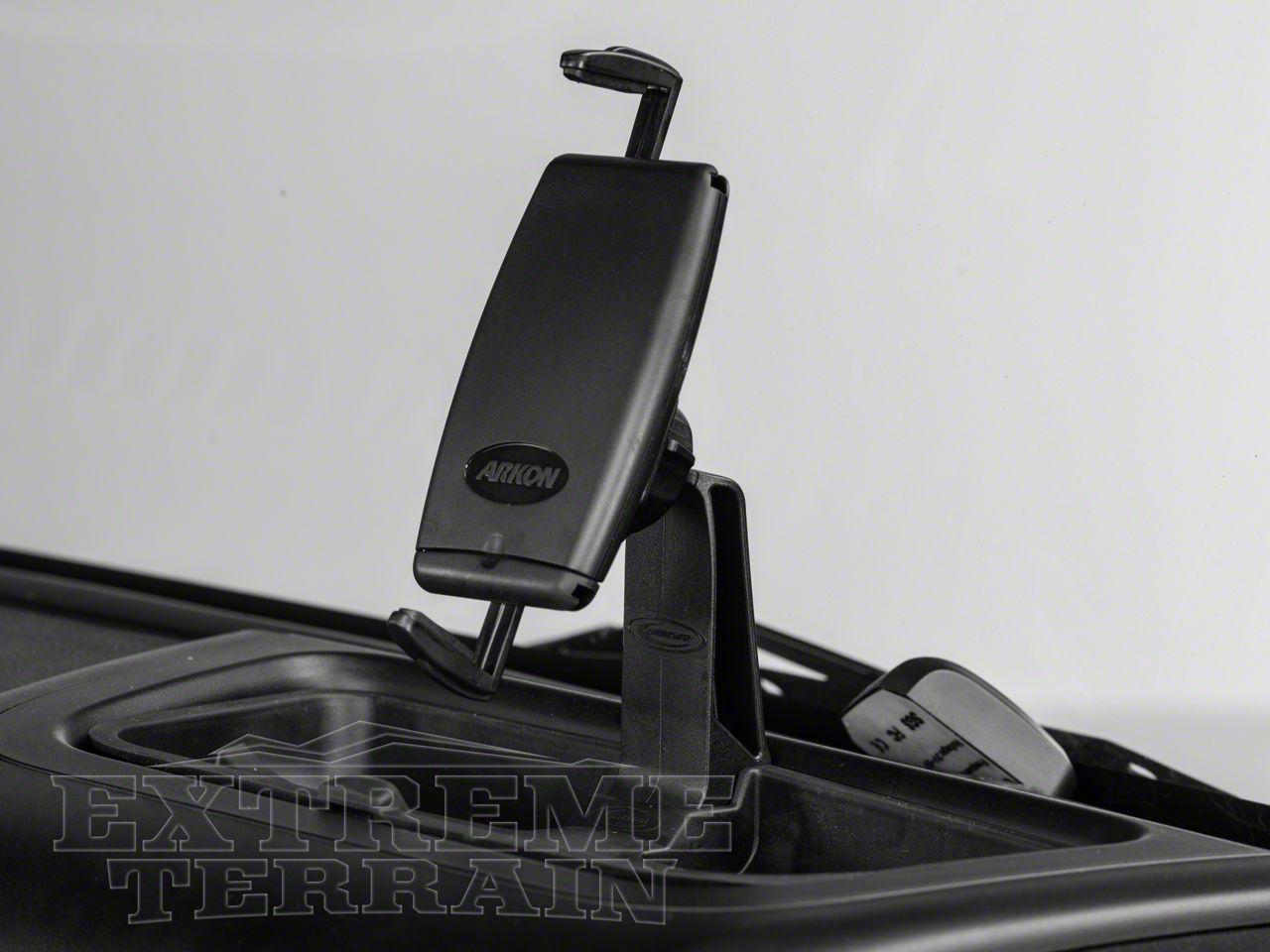 Daystar Dash Panel w/ GPS Mount and Cradle (11-18 Jeep Wrangler JK)