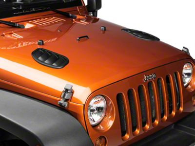 Daystar Side Hood Vents (07-18 Jeep Wrangler JK)
