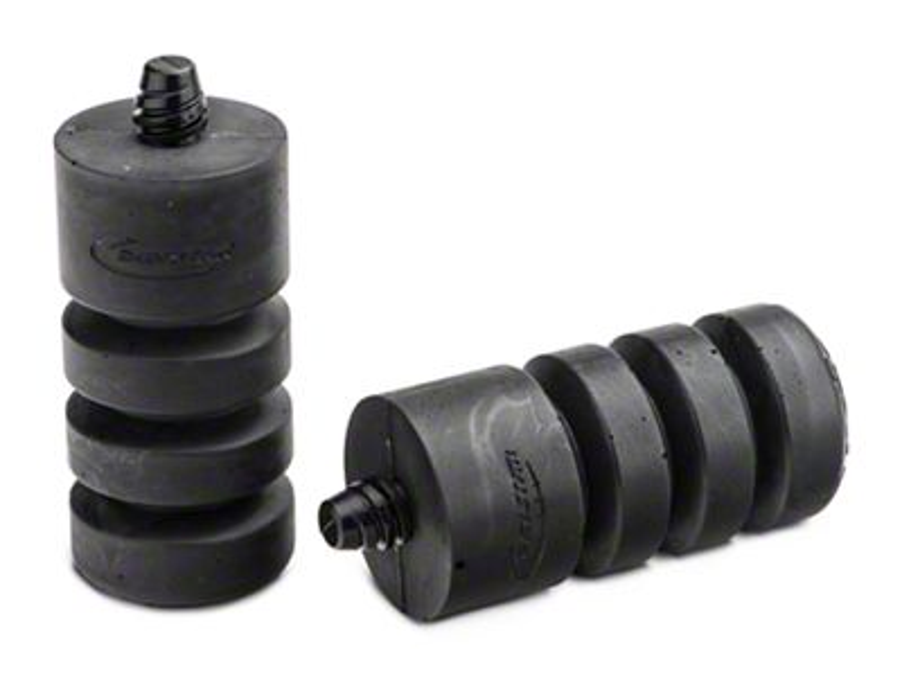 Daystar Tailgate Bump Stop Kit (07-18 Jeep Wrangler JK)
