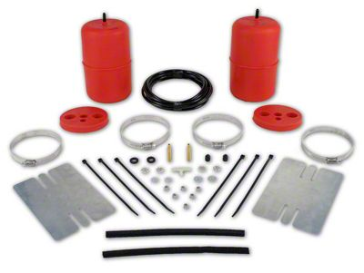 Air Lift Performance 1000 Leveling System (97-18 Jeep Wrangler TJ & JK)