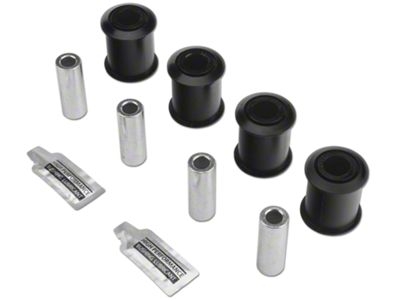 Whiteline Front Lower Control Arm Bushing Kit (07-18 Jeep Wrangler JK)