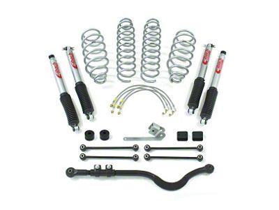 Eibach Performance 2.5 in. Lift Kit w/ Shocks (07-18 Jeep Wrangler JK 2 Door)