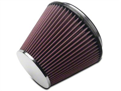 K&N Replacement Cold Air Intake Filter (07-11 3.8L Jeep Wrangler JK)