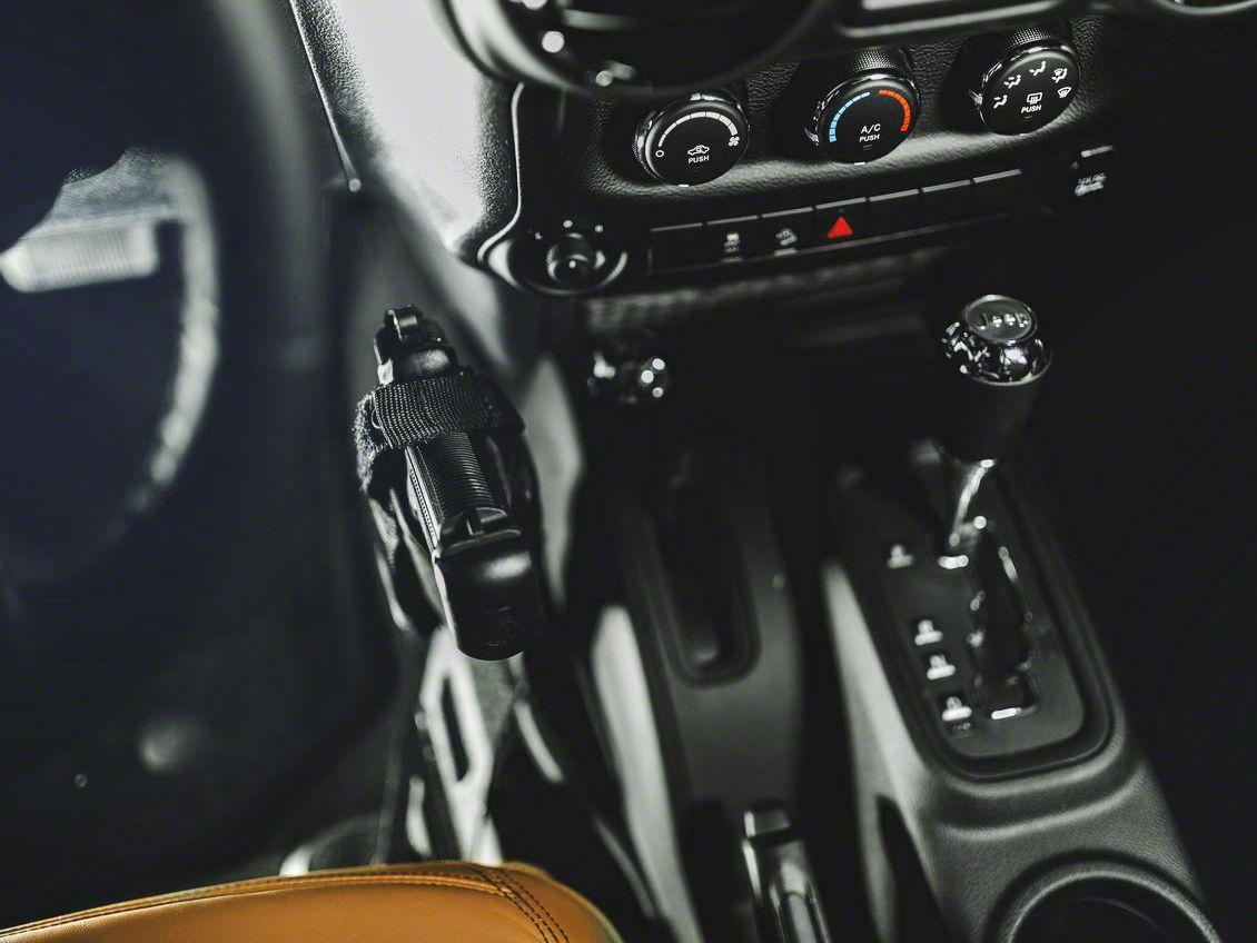 Pistol Mount (07-18 Jeep Wrangler JK 4 Door)