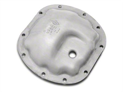 Dana Spicer OE Steel Differential Cover for Dana Super 35 - Front (07-11 Jeep Wrangler JK)