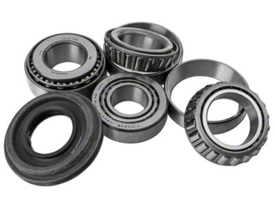 Dana Spicer Axle Bearing Rebuild Kit Dana 30 Front with ABS (99 Jeep Wrangler TJ)