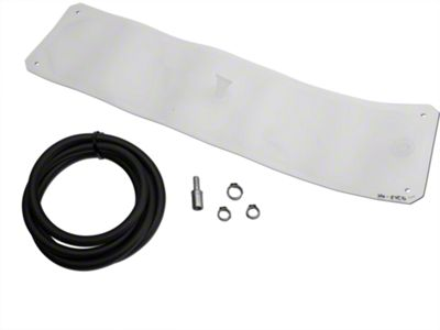 Dana Spicer Axle Vent Bladder Kit (87-14 Jeep Wrangler YJ, TJ & JK)